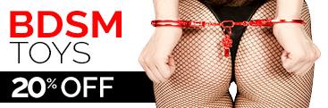 20% off BDSM toys sale image