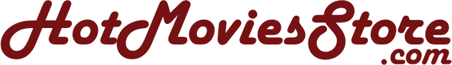 Hot Movies Store Logo Image
