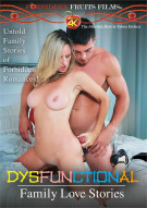 Dysfunctional Family Love Stories Boxcover