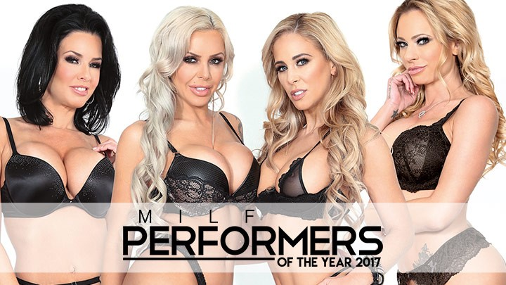 Behind the Scenes of MILF Performers of the Year 2017