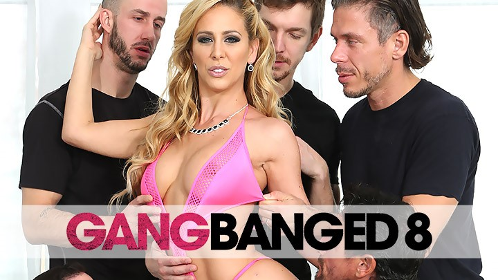Behind the Scenes of Gangbanged 8