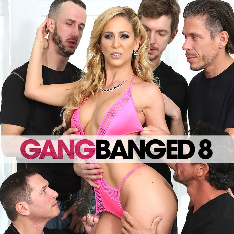 Gangbanged 8