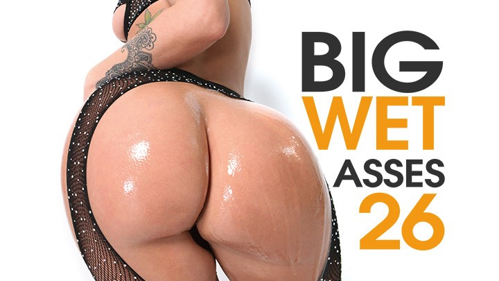 Behind the Scenes of Big Wet Asses #26