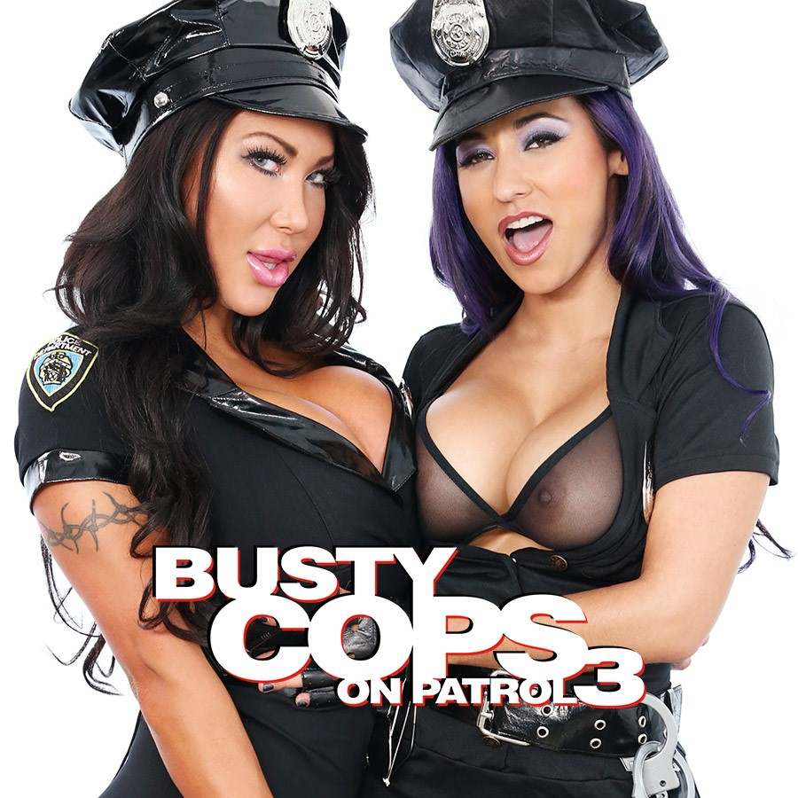 Busty Cops On Patrol 3