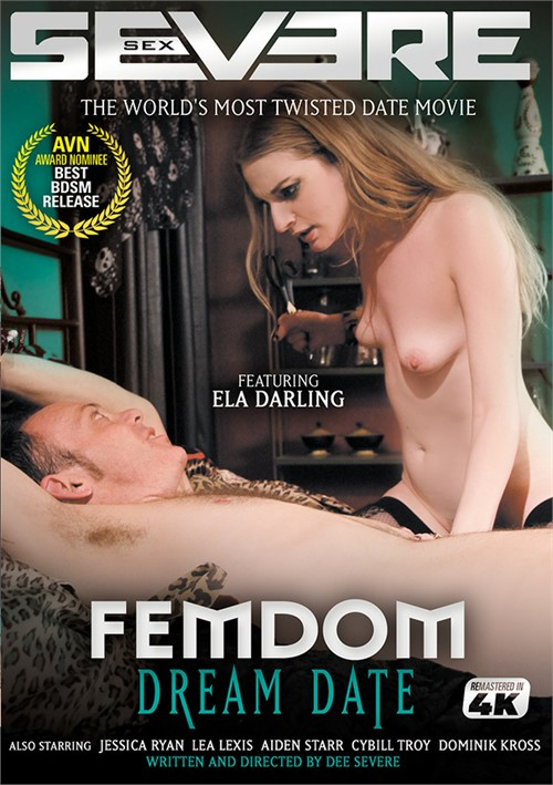 FemDom Dream Date Boxcover