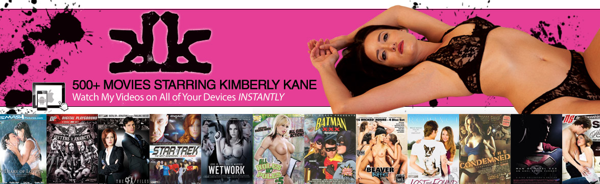 Welcome to the Kimberly Kane Video on Demand theatre.